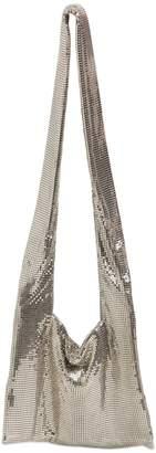 Kara Chainmail Brass Sling Bag