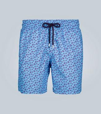 Vilebrequin Moorise turtle print swim shorts