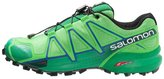 Salomon Speedcross 4 Trail Running Shoes Peppermint/athletic Green/black