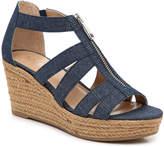 Lauren Ralph Lauren Women's Kelcie Wedge Sandal