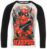 Character Mens Long Sleeve T Shirt Crew Neck Top Tee Clothing Wear