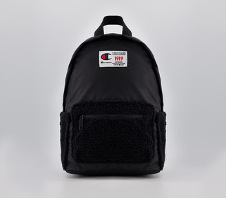 Champion Rochester Fleece Combo Backpack Black