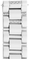 Michele 'Deco Diamond' 18mm Bracelet Watch Band