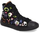 Converse Chuck Taylor ® All Star ® Halloween High Top Sneaker (Toddler, Little Kid & Big Kid)