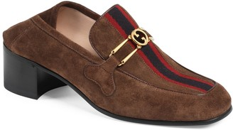 Gucci Lubbock Convertible Loafer Pump