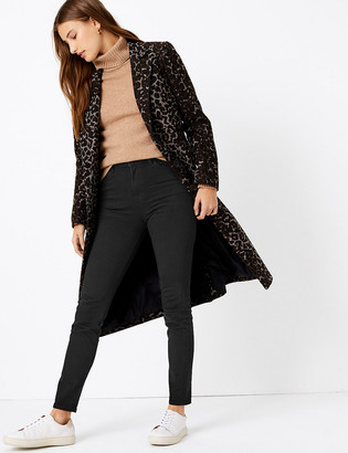 Marks and Spencer Magic Shaping High Waisted Skinny Jeans