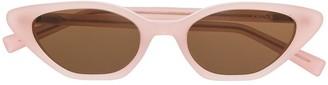 ZEUS + DIONE Cat-Eye Sunglasses