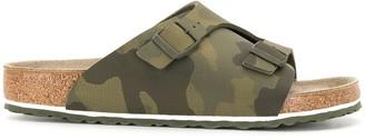 Birkenstock Zurich camouflage sandals