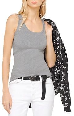 MICHAEL Michael Kors Ribbed Knit Tank Top