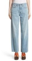 Simon Miller Women's Wilston Wide Leg Jeans