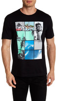 Kid Dangerous Beach Babe Short Sleeve Front Graphic Tee