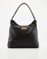 Le Château Faux Leather Hobo Bag