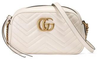 Gucci GG Marmont matelasse shoulder bag