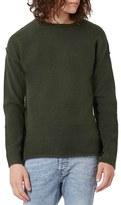 Topman Felted Sweater