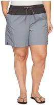Columbia Plus Size Sandy RiverTM Color Blocked Shorts