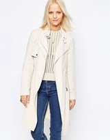 Only Classic Belted Trenchcoat