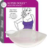 Braza Bra: Super Dolly Silicone Magic Bra Insert Pads 7351