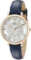 Fossil Women's ES3864 Leather Quartz Watch