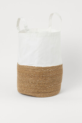 H&M Cotton Twill Laundry Bag