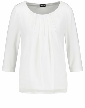 Taifun Women's 471060-19676 Long Sleeve Top