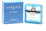 Versace Man Eau Fraiche Eau de Toilette Spray, 1.7 fl. oz.