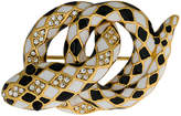 Marc Jacobs snake brooch