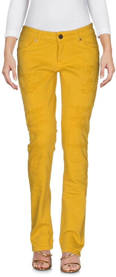 JIJIL LE BLEU Denim pants - Item 42517467