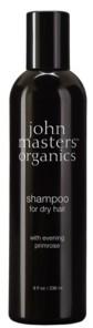 John Masters Organics Shampoo for Dry Hair with Evening Primrose- 8 fl. oz.