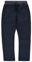George Rib Waist Trousers