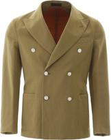 The Gigi Double-breasted Jacket