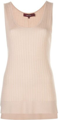 Sies Marjan Naomi ribbed tank top