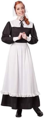 California Costumes Women's Pilgrim Woman Adult