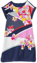 Gymboree Floral Shift Dress