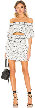Lovers + Friends Louis Mini Dress