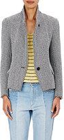 Etoile Isabel Marant Women's Ela One-Button Jacket-GREY