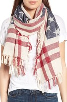 Collection XIIX Women's Stars & Stripes Scarf