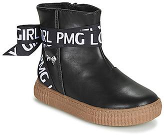 Primigi ALPHA girls's Mid Boots in Black