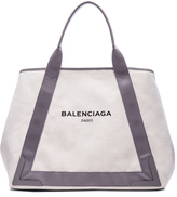 Balenciaga Medium Canvas Tote