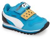 Puma Sesame Street(R) Runner Sneaker (Baby, Toddler, & Little Kid)