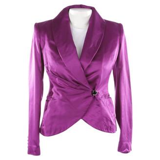 Ralph Lauren Purple Silk Jackets