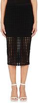Alexander Wang Women's Layered Cutout Pencil Skirt