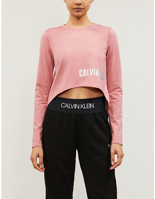 Calvin Klein Stretch-jersey T-shirt