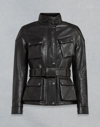 Belstaff Trialmaster Pro Leather Motorcycle Jacket