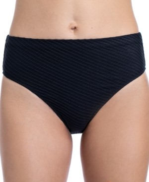 Gottex Ribbons Textured Bikini Bottoms Women's Swimsuit