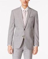 Bar III Men's Light Grey Slim Fit Jacket, Only at Macy's
