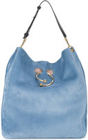 J.W.Anderson Blue Hobo Pierce shoulder bag