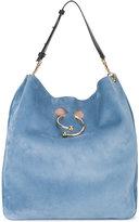 J.W.Anderson Blue Hobo Pierce shoulder bag