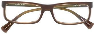 Alain Mikli square glasses