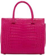 Nancy Gonzalez Bolt Large Crocodile Tote Bag