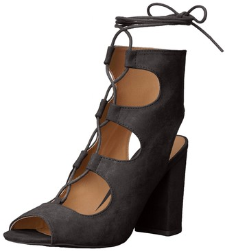 Qupid Women's Chester-11 Ankle Bootie